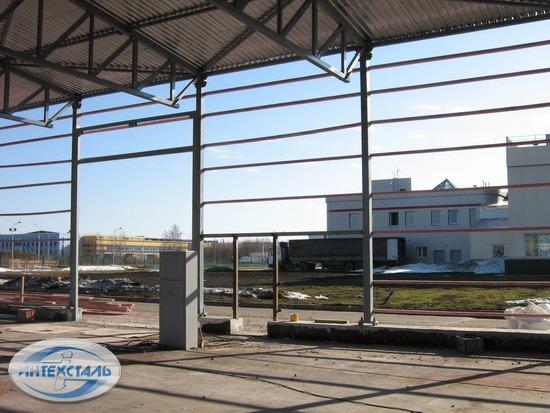 стальные двери завода металлоконструкций